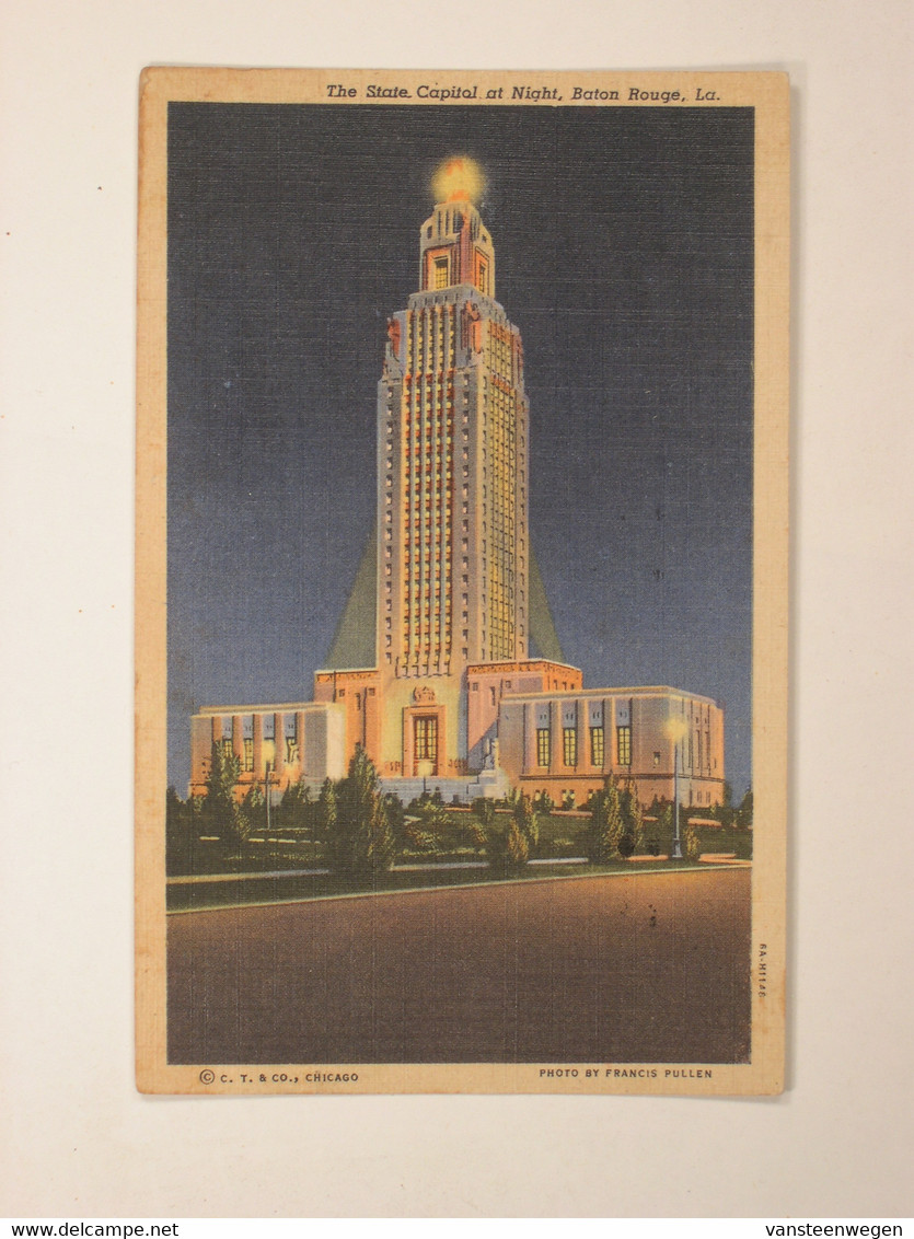 Baton Rouge : State Capitol - Baton Rouge