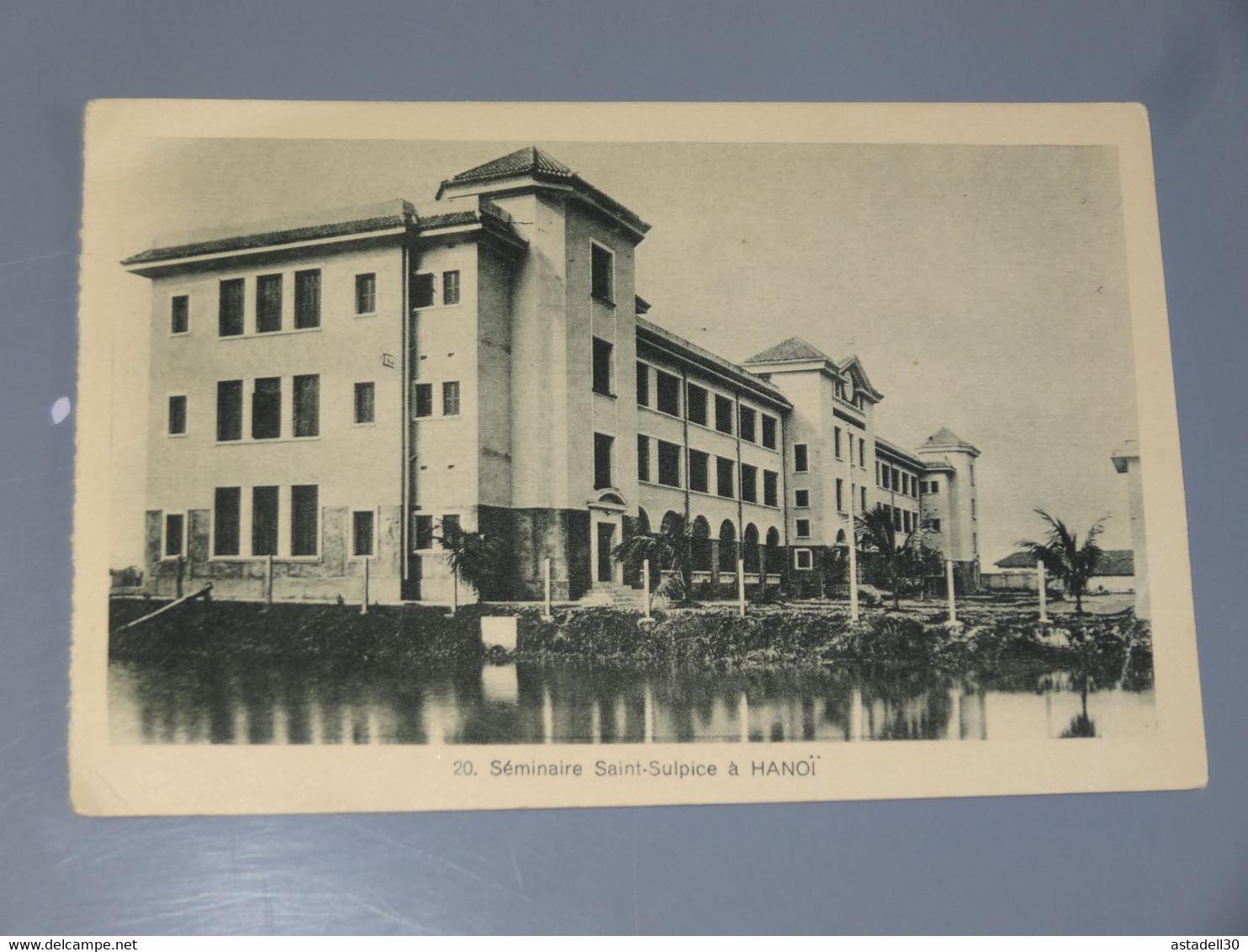 VIETNAM : HANOI : Séminaire Saint Sulpice ................ 210202-2205 - Vietnam
