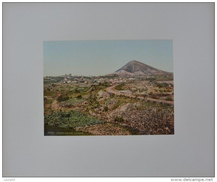 Galdar Gran Canaria Photochrome 1900 - Alte (vor 1900)