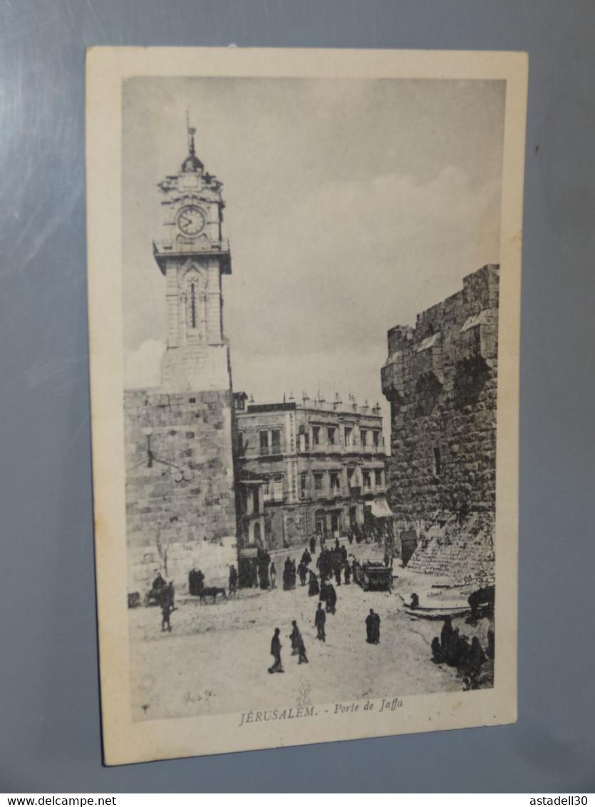 JERUSALEM : Place De JAFFA ................ 201101a-2286 - Israel