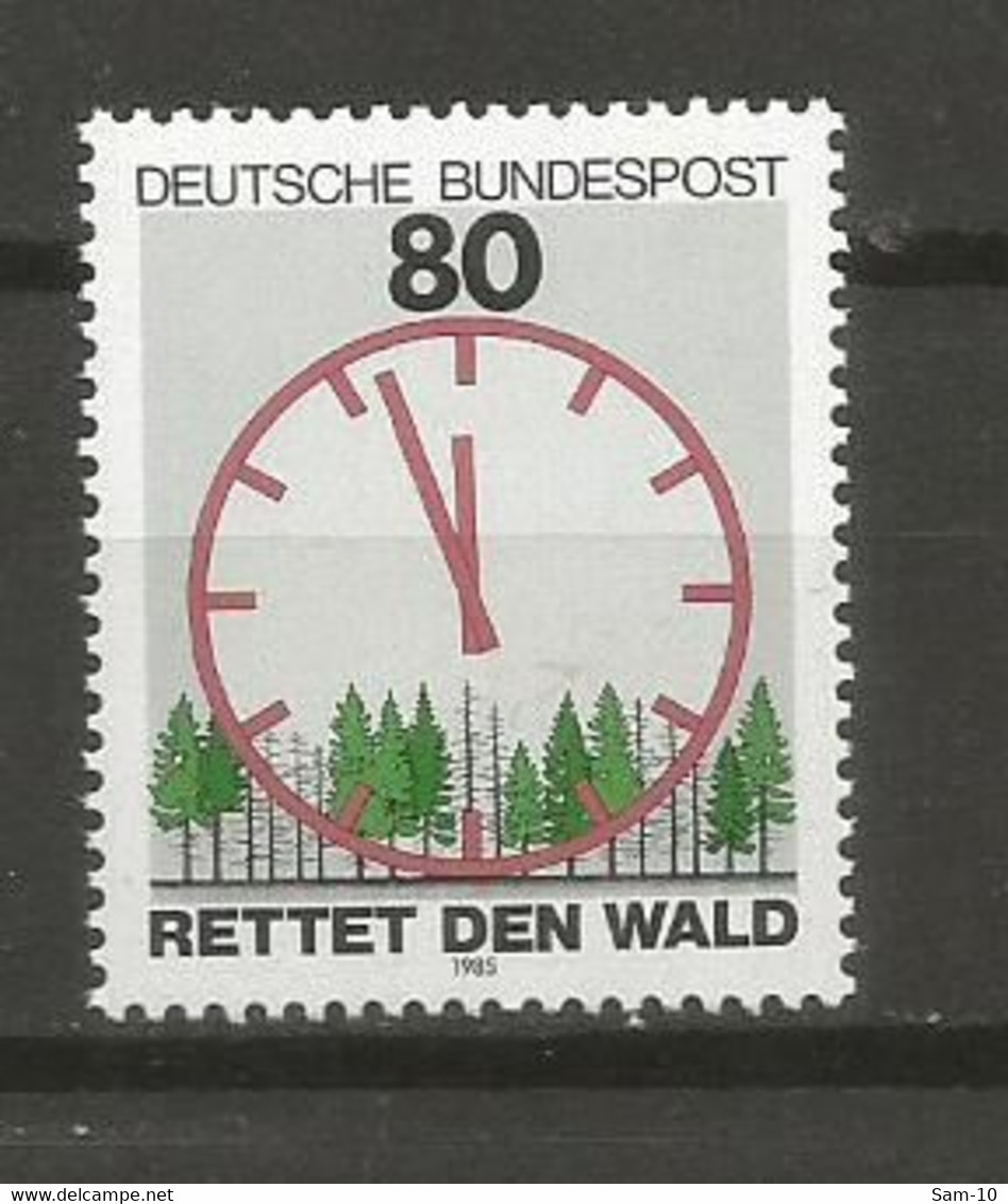 Timbre Allemagne Fédérale Neuf ** N 1085 - Unused Stamps