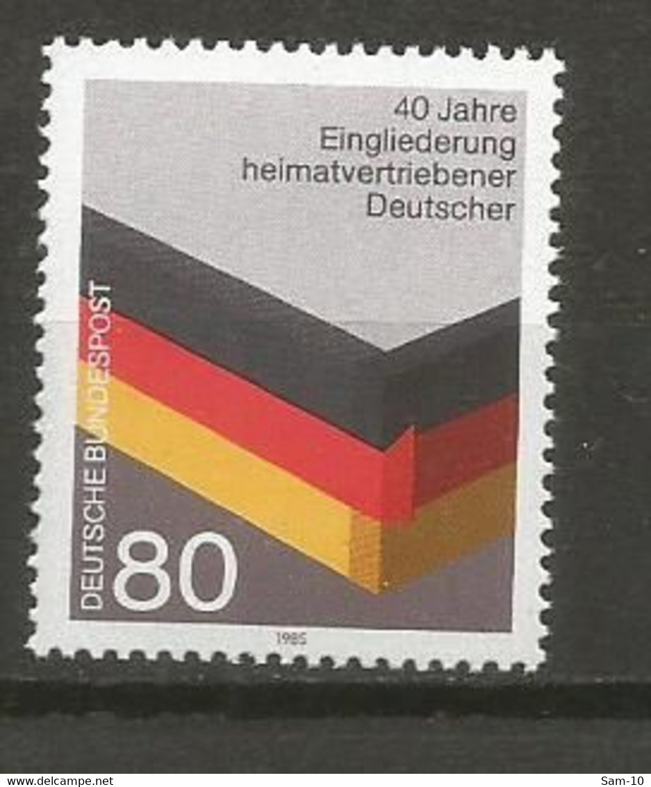 Timbre Allemagne Fédérale Neuf ** N 1097 - Nuovi