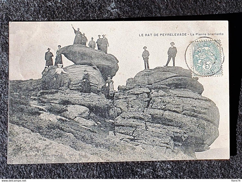Cartes Postales Corrèze Peyrelevade, ST Setiers, Ventadour, St Angel, Tarnac, Treignac - Sonstige Gemeinden