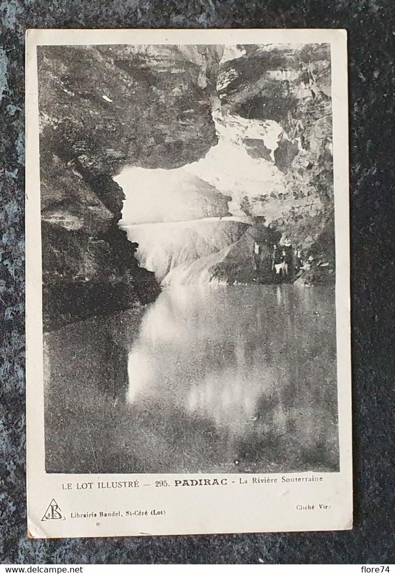 Cartes Postales Lot : Reilhaguet, Cahors, Gourdon, Lacave, Padirac, Payrac, Rocamadour - Autres Communes