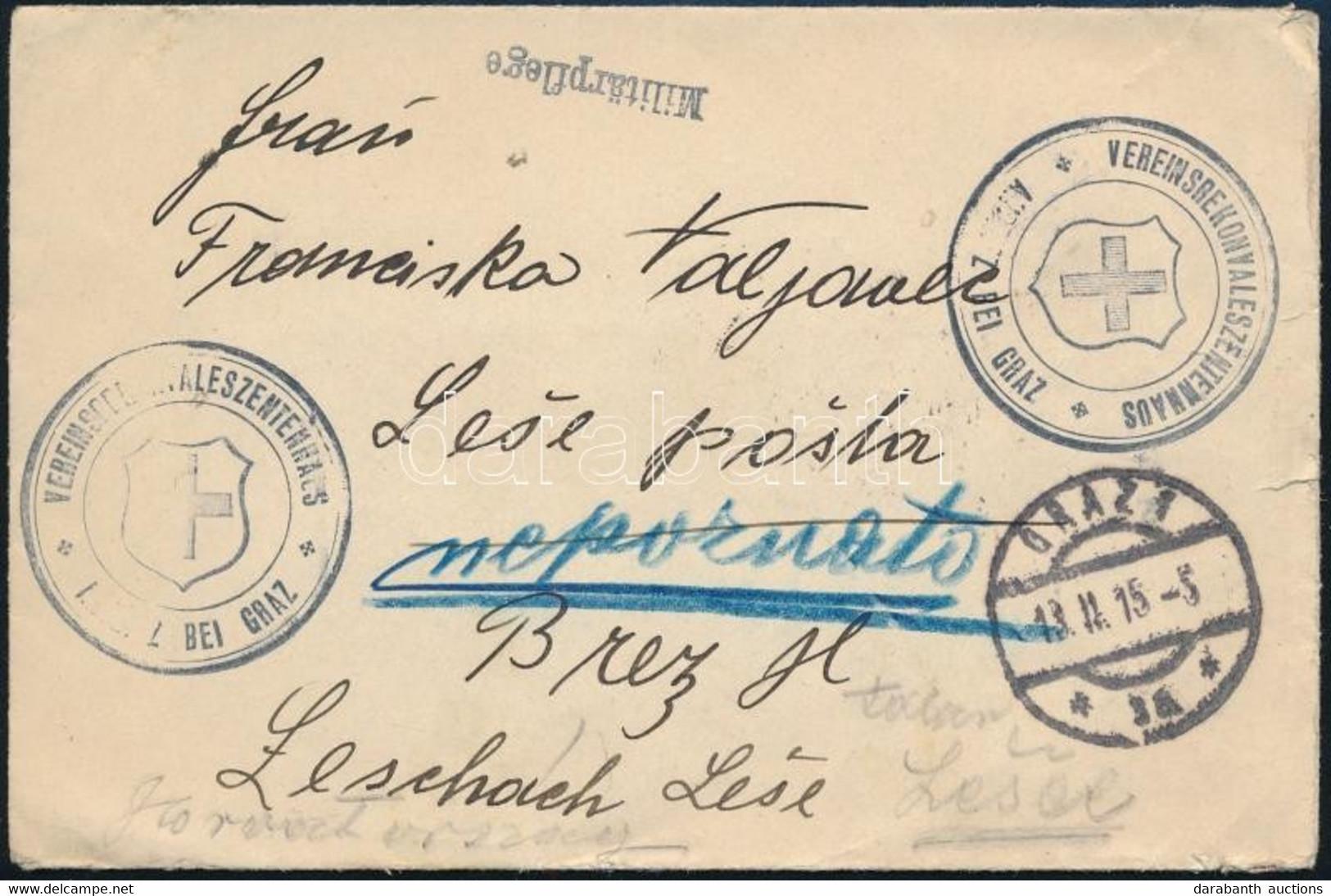 1915 - Non Classificati