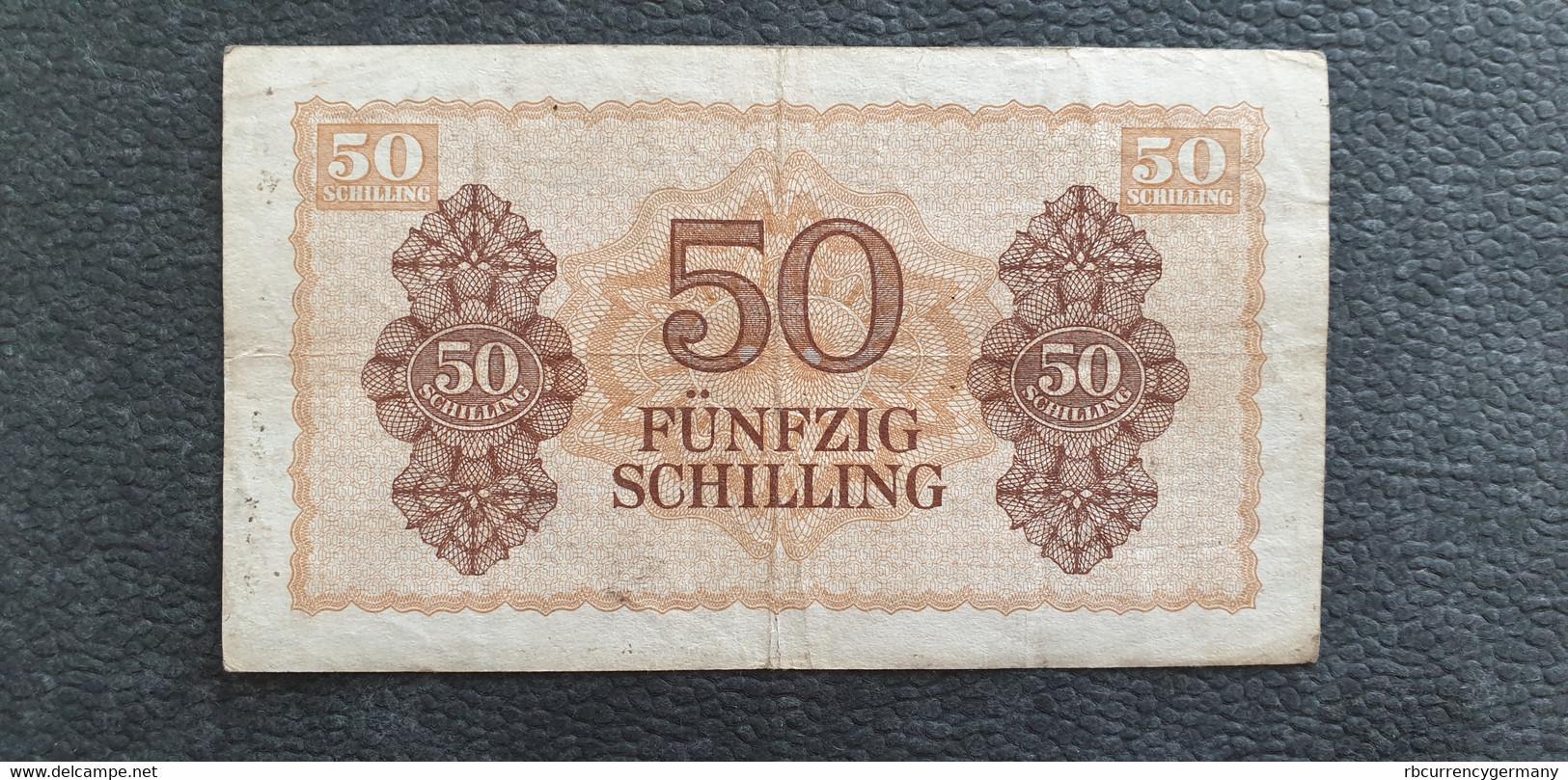 Austria / Österreich 50 Schilling 1944  /21.04 - Austria