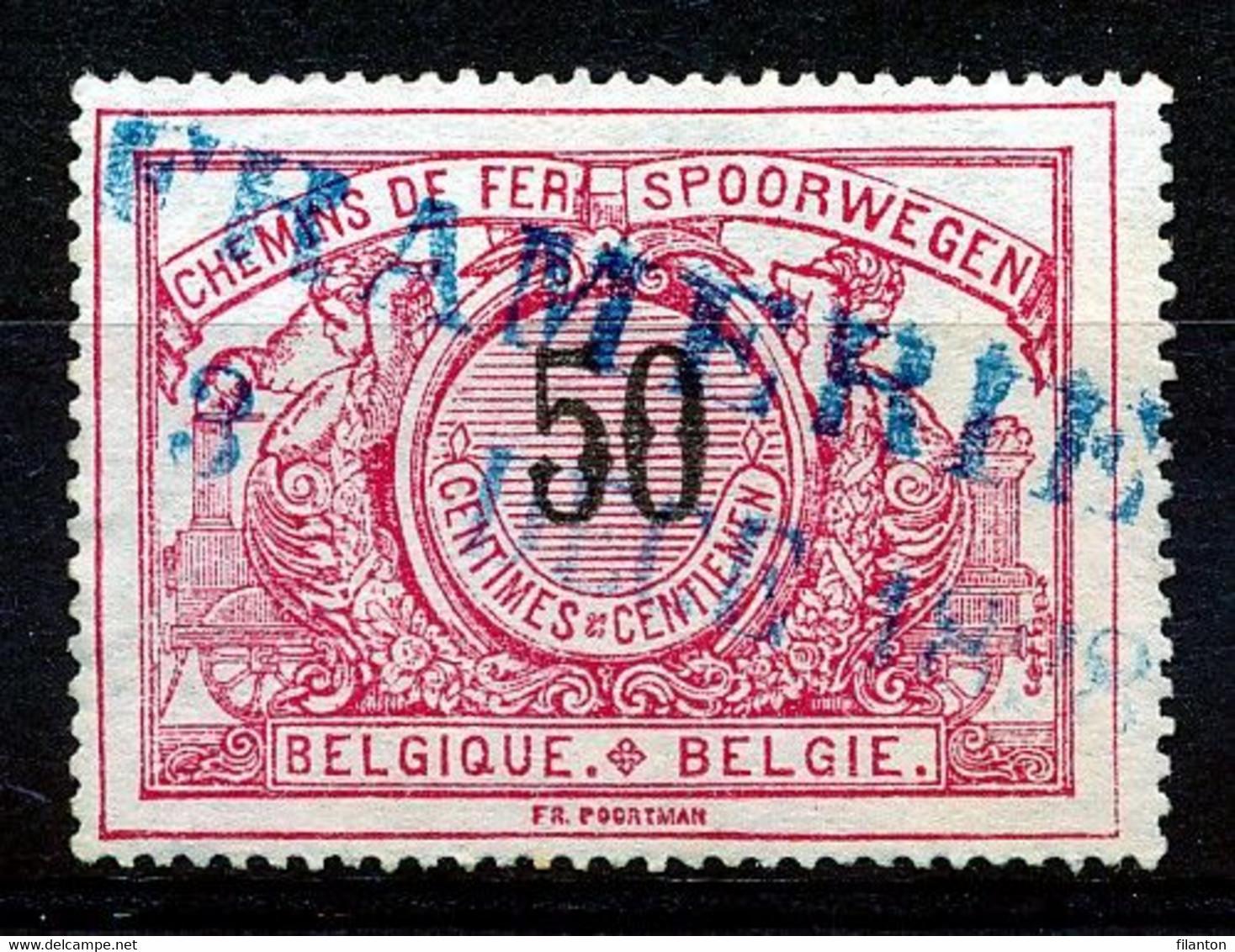 """TR 21 - """"FRAMERIES"""" - (ref. ZE-33.909) - 1895-1913"""