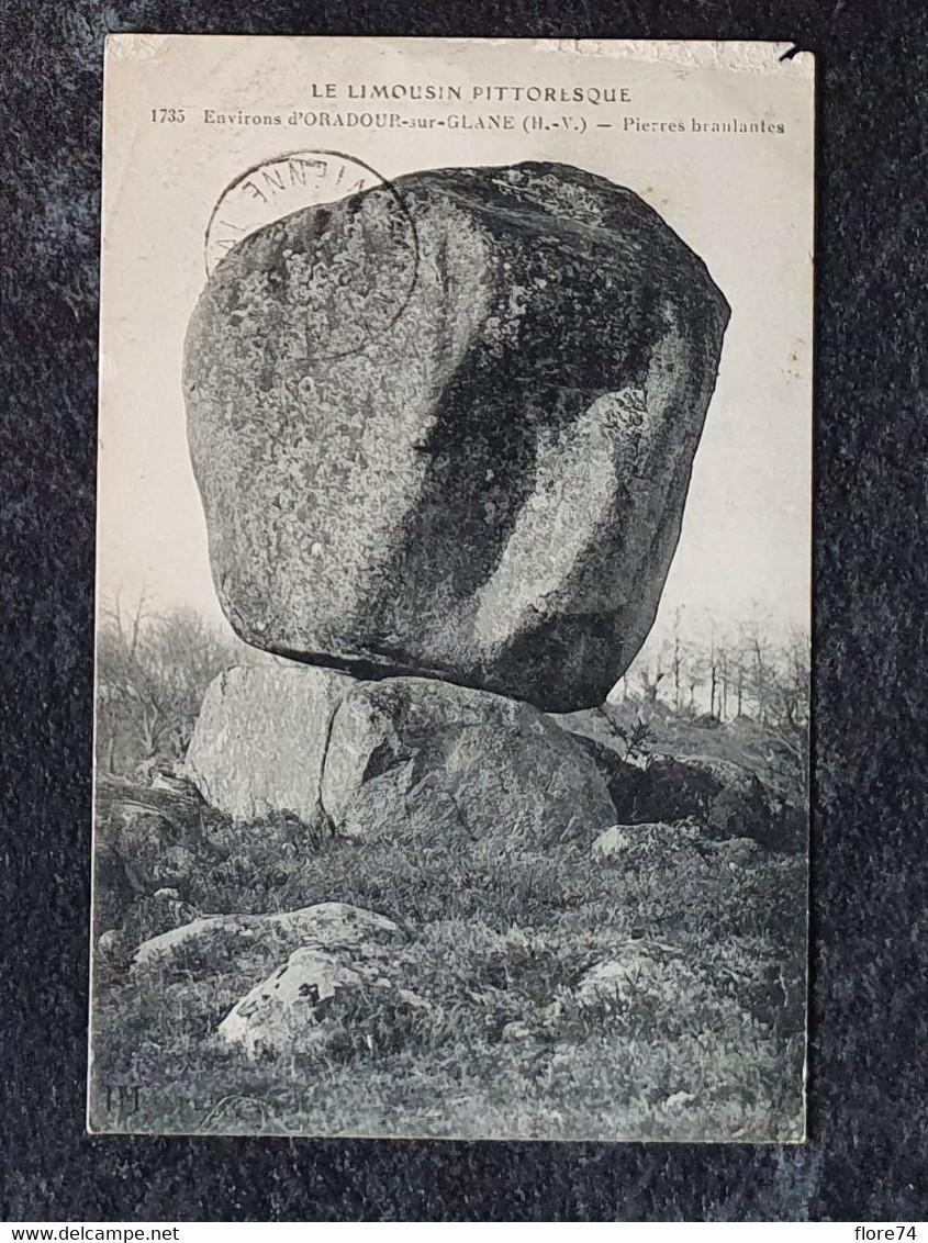 Haute-Vienne:La Jonchère,Magnac-laval,Lussac-les-Eglises,Dournazac,Nexon,Rancon,Oradour-sur-Glane - Autres Communes