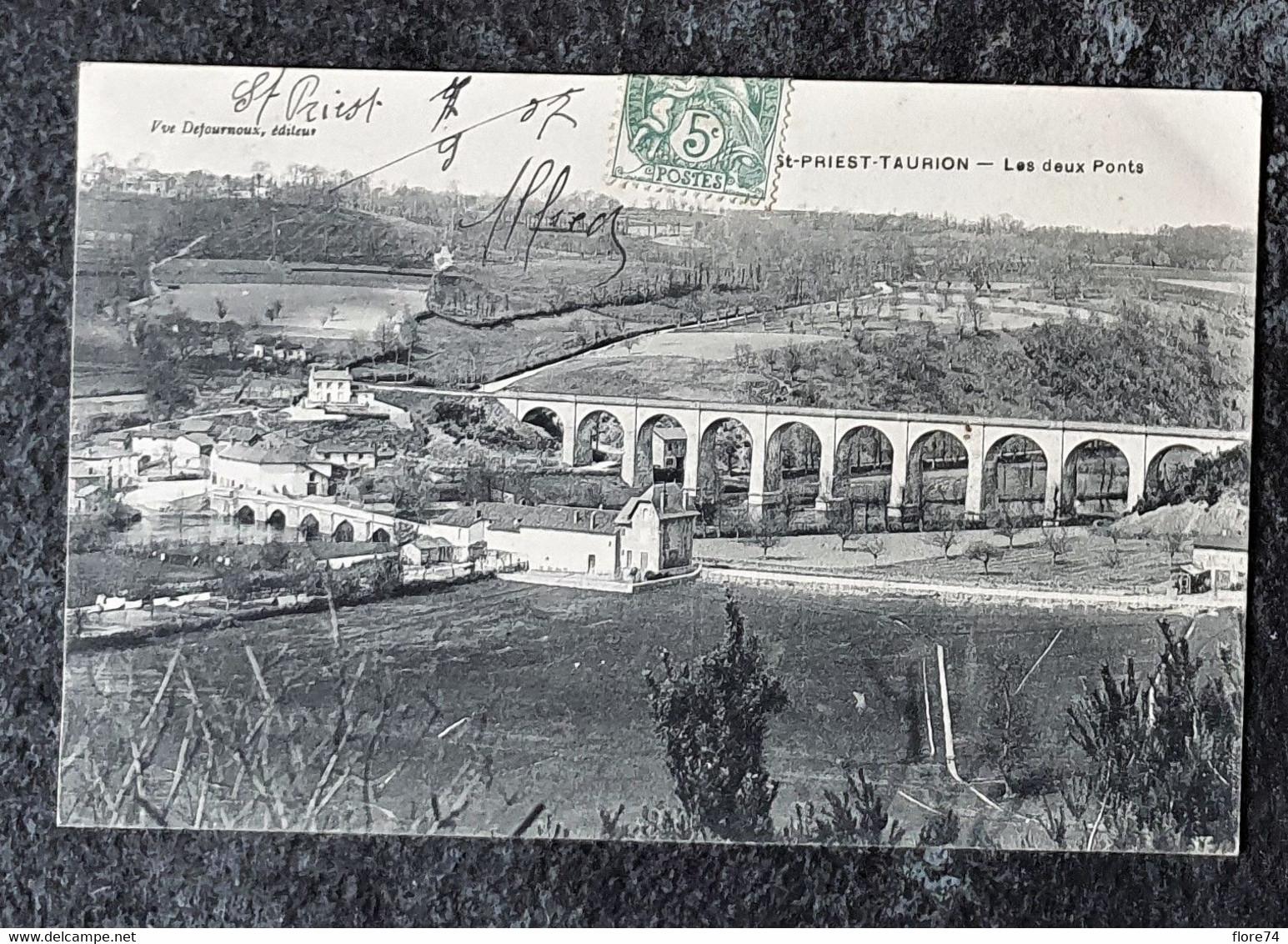 Haute-Vienne :Nedde,  Azat-le-Riz, St-Junien,  St-Hilaire-la-Treille,  St-priest-Taurion - Non Classés