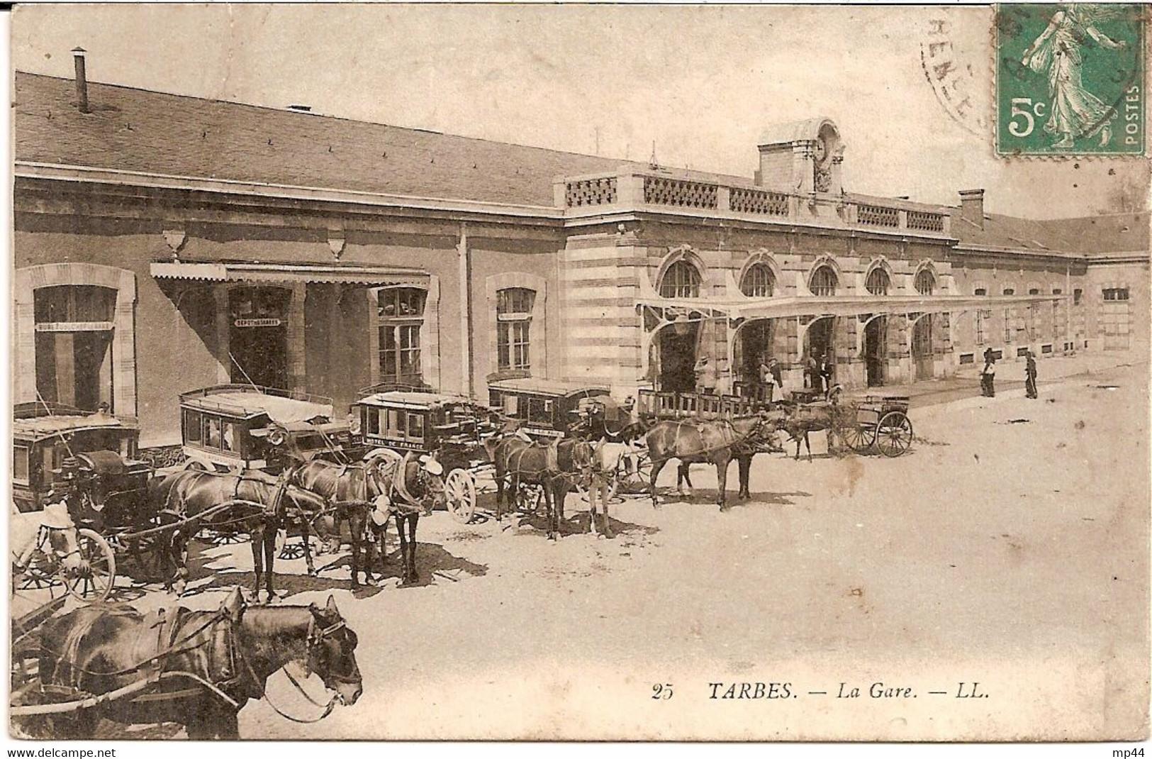 1H10  ---  65  TARBES   La Gare - Tarbes