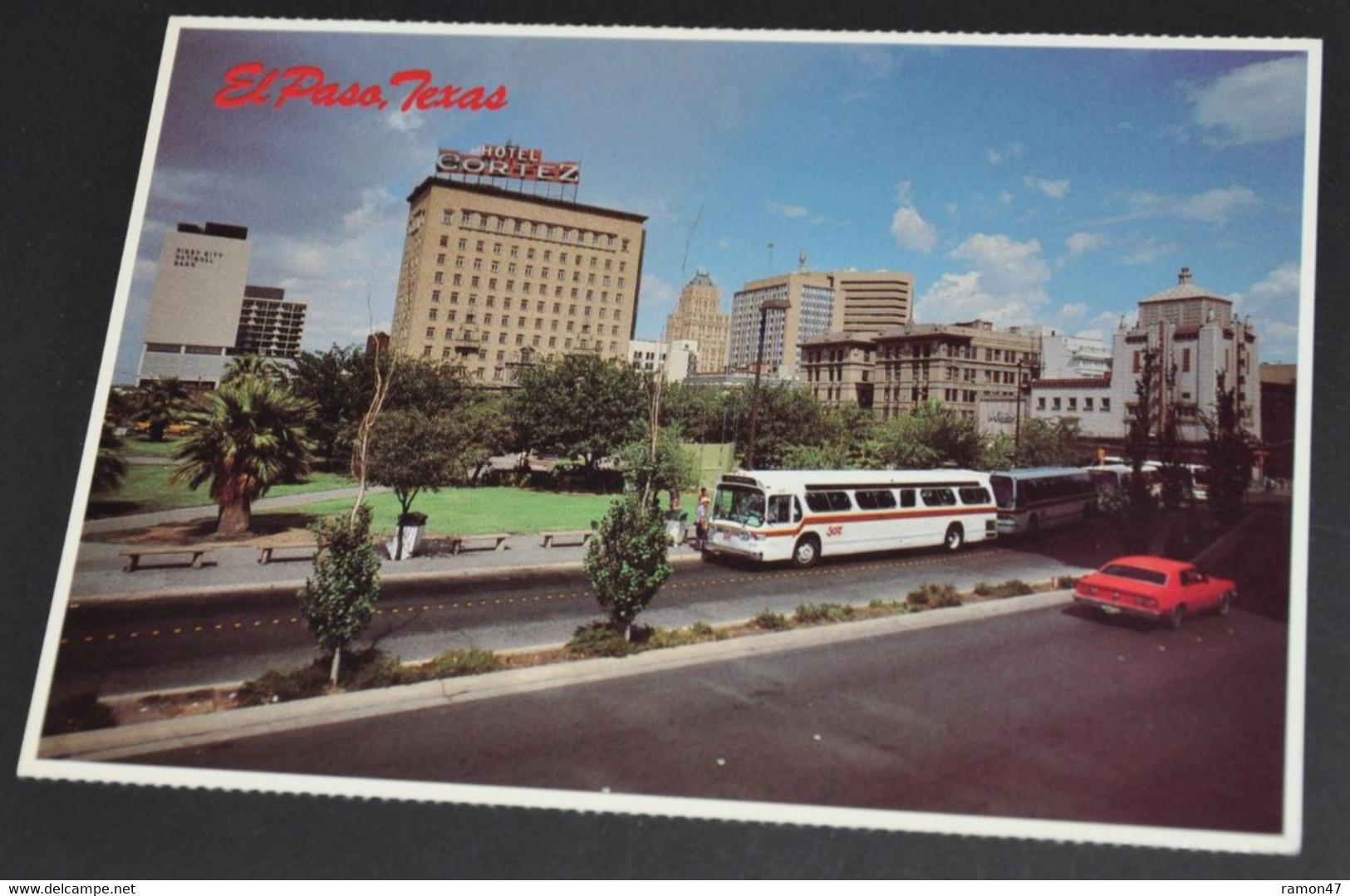 El Paso, Texas - El Paso