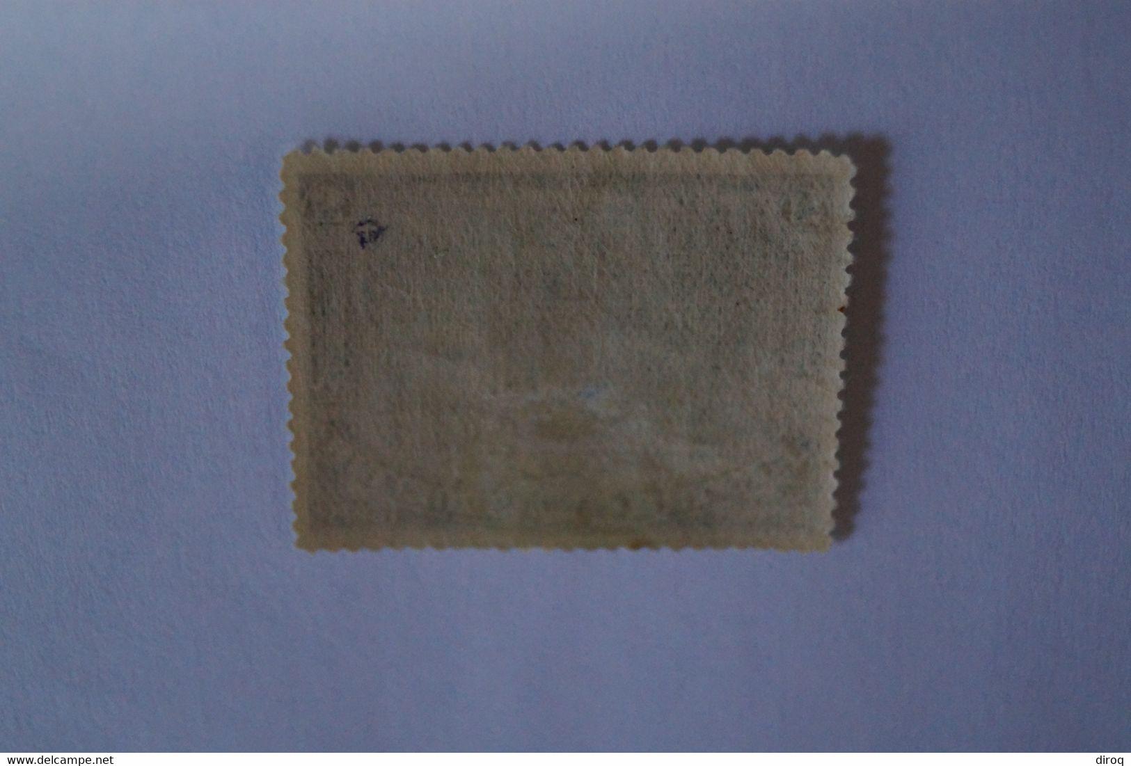 Franken,Belgique , Timbre Veurne De 5 Francs , OBP 147 ,Neuf Avec Gomme,petite Trace De Charnière ( Minime) - 1915-1920 Alberto I