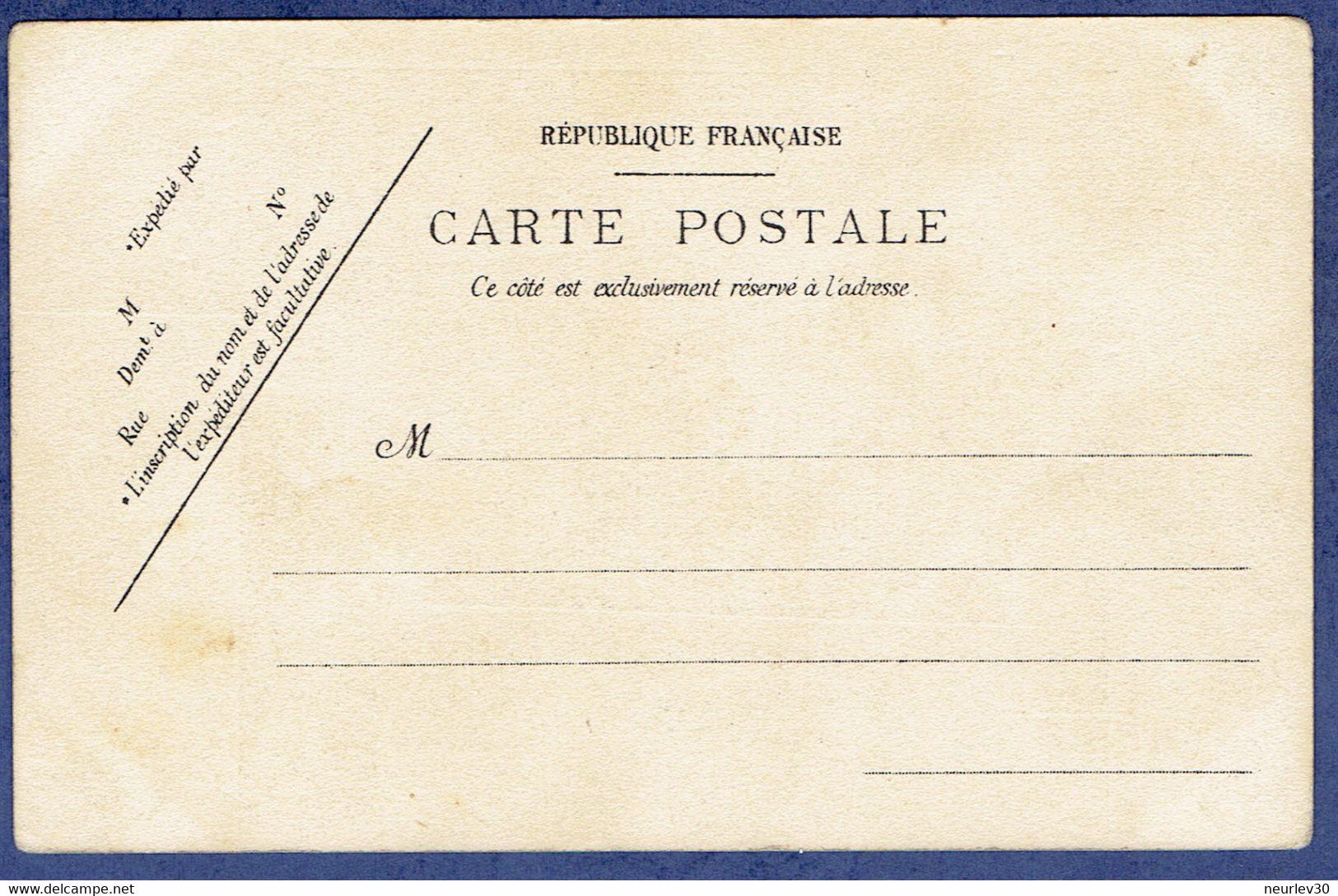 CPA FRANCE - LA VIE DU MINEUR - CARREAU D'UNE FOSSE - - Mijnen