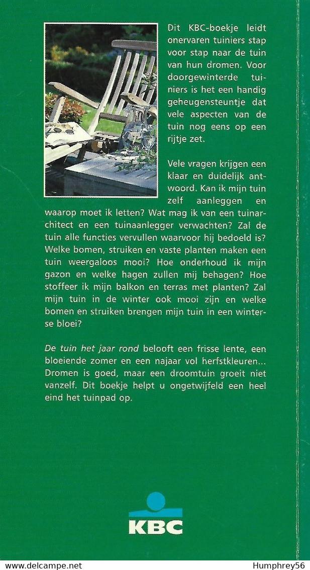 Ivo PAUWELS - De Tuin Het Jaar Rond - Practical