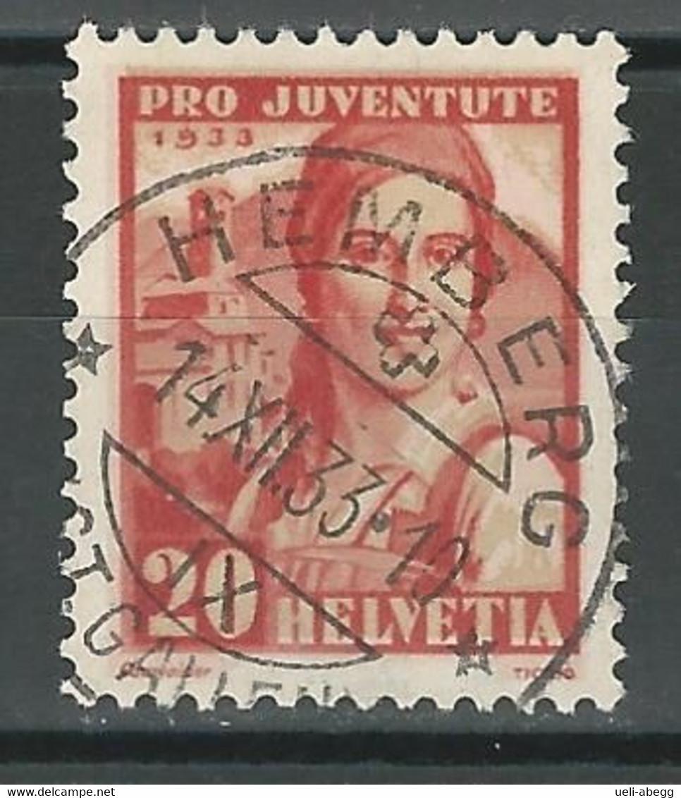 SBK J67, Mi 268 O Hemberg - Used Stamps