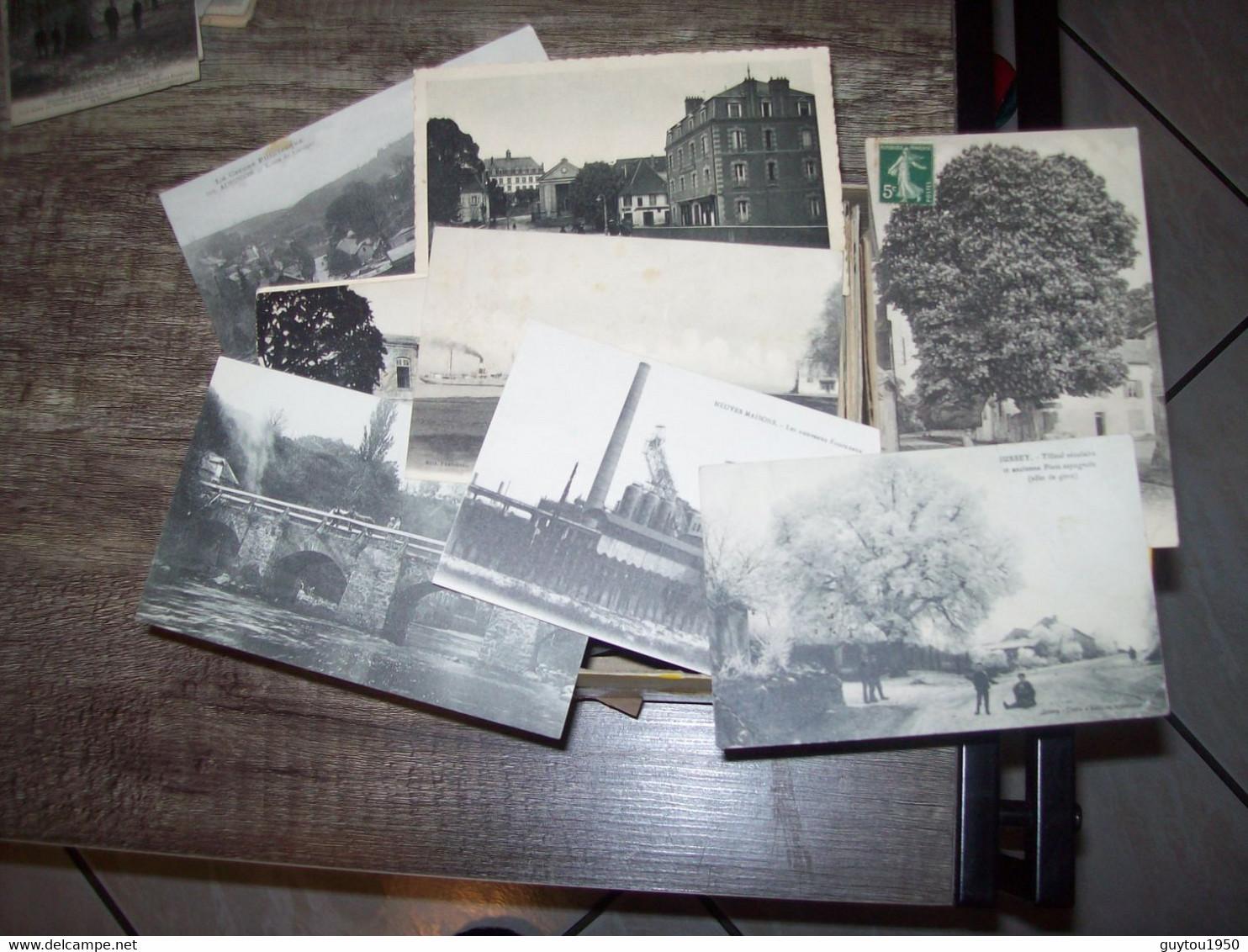 Lot De 1000 Cpa Type Drouille - 500 Postkaarten Min.