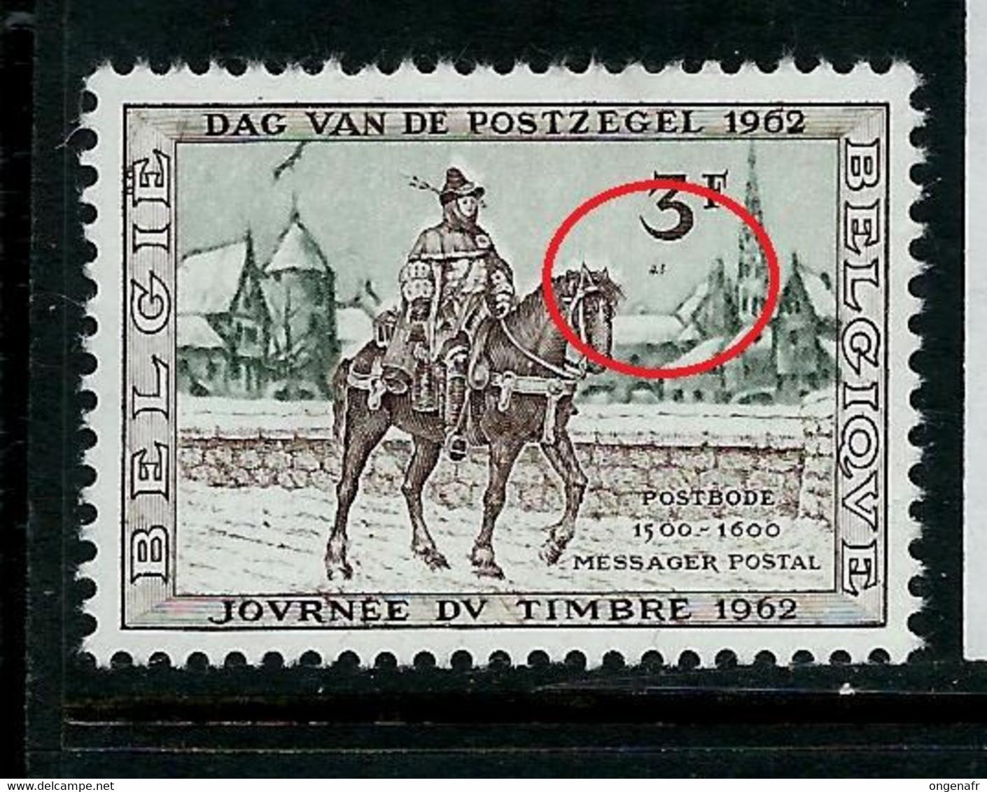 N° 1212 - V2 - Taon -   ( état: ** ) - Plaatfouten (Catalogus OCB)