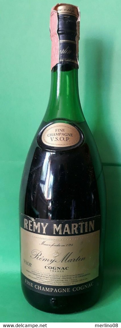 Remy Martin Fine Champagne Cognac V.S.O.P. - Spirits