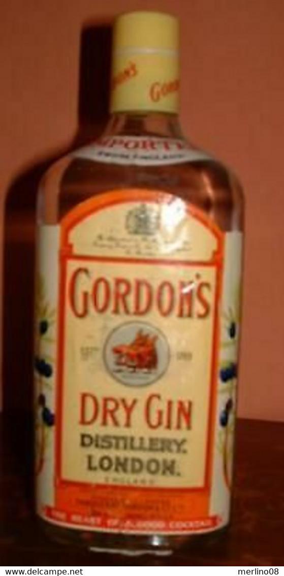GORDON'S DRY GIN - Spirits