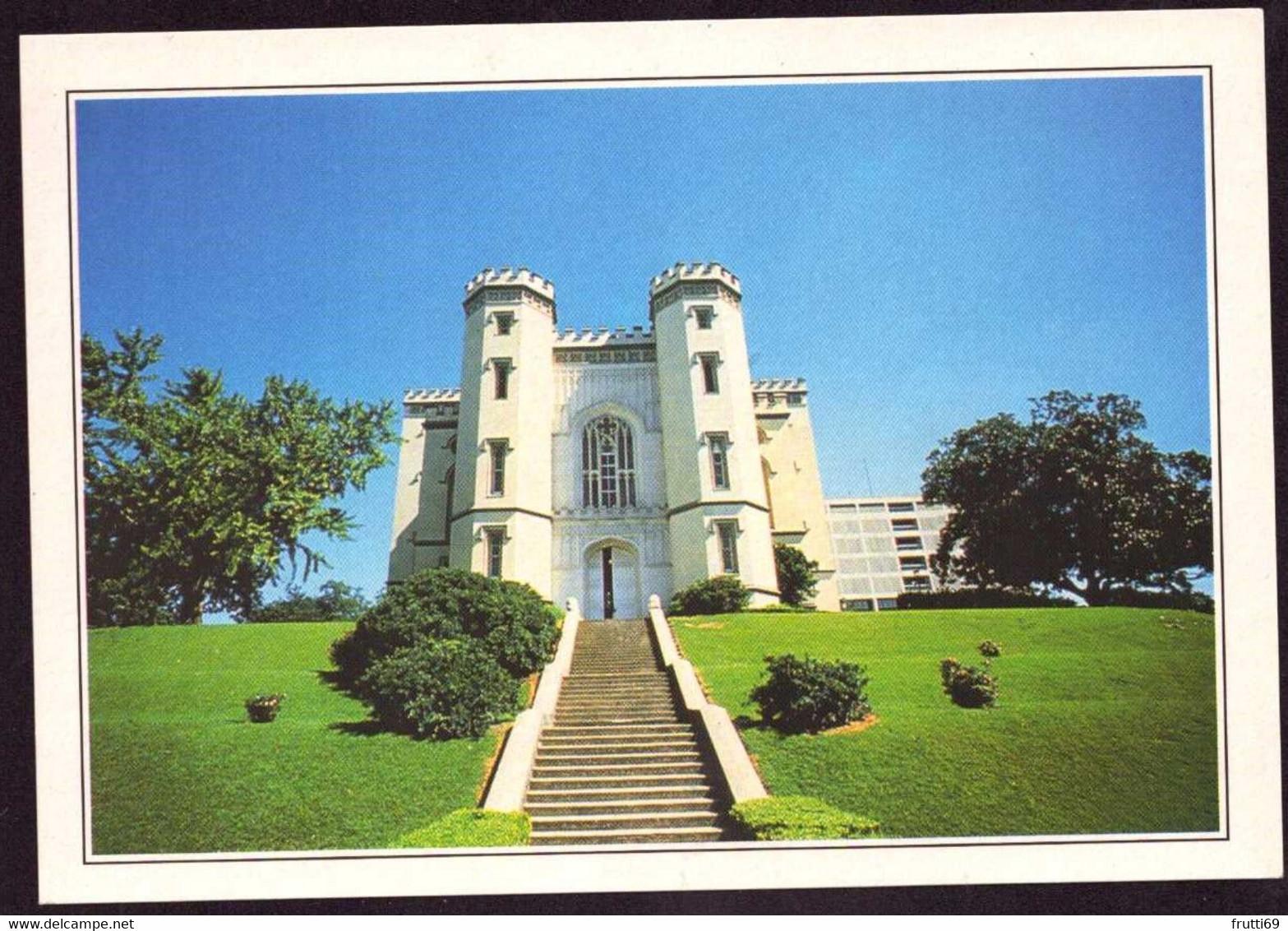 AK 005047 USA - Louisiana - Burgschloß Von Baton Rouge - Baton Rouge