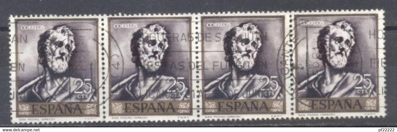 España, 1961,usado, Edifil 1330, Pinturas De El Greco - 1961-70 Used