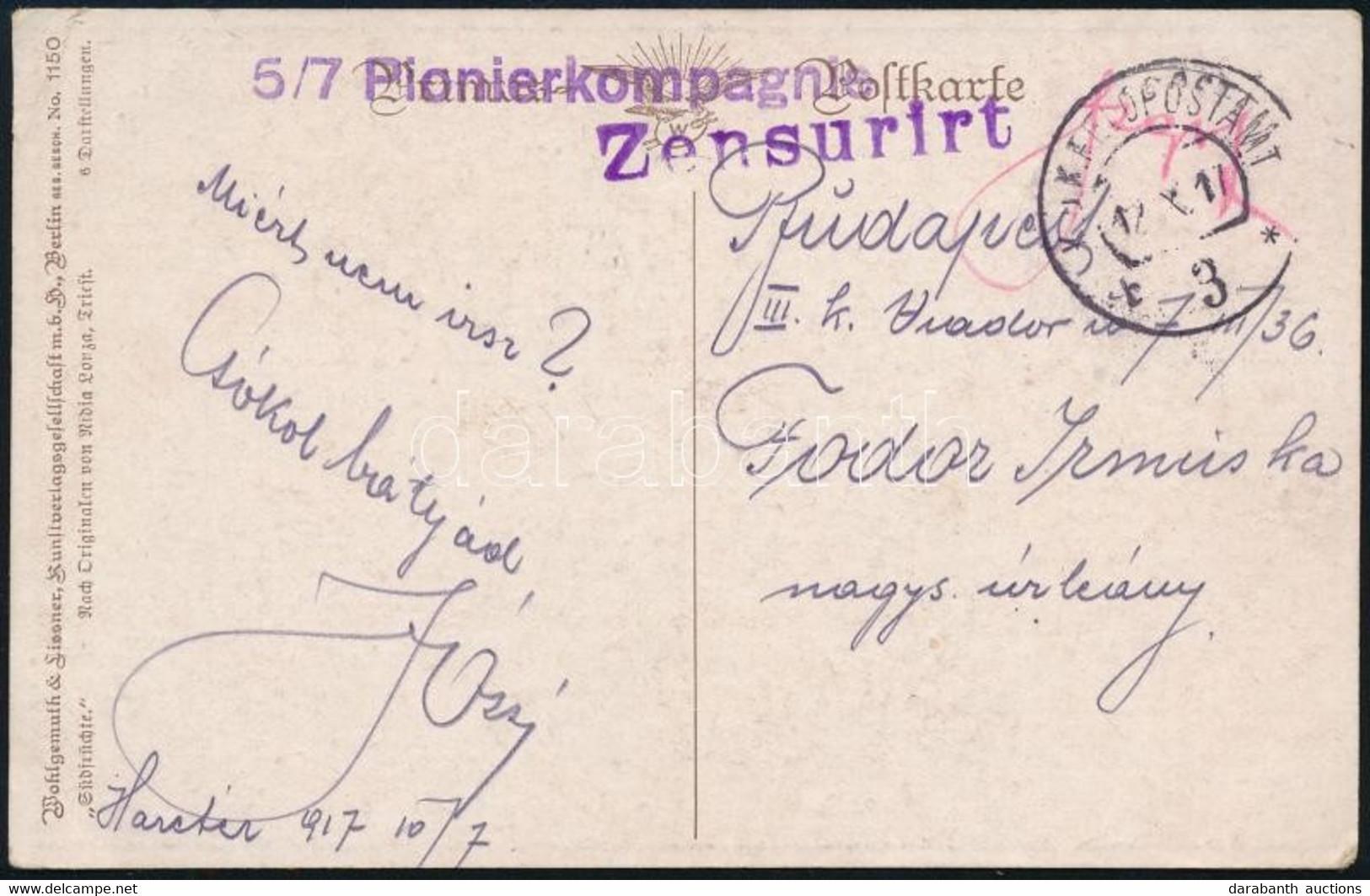 1917 - Unclassified