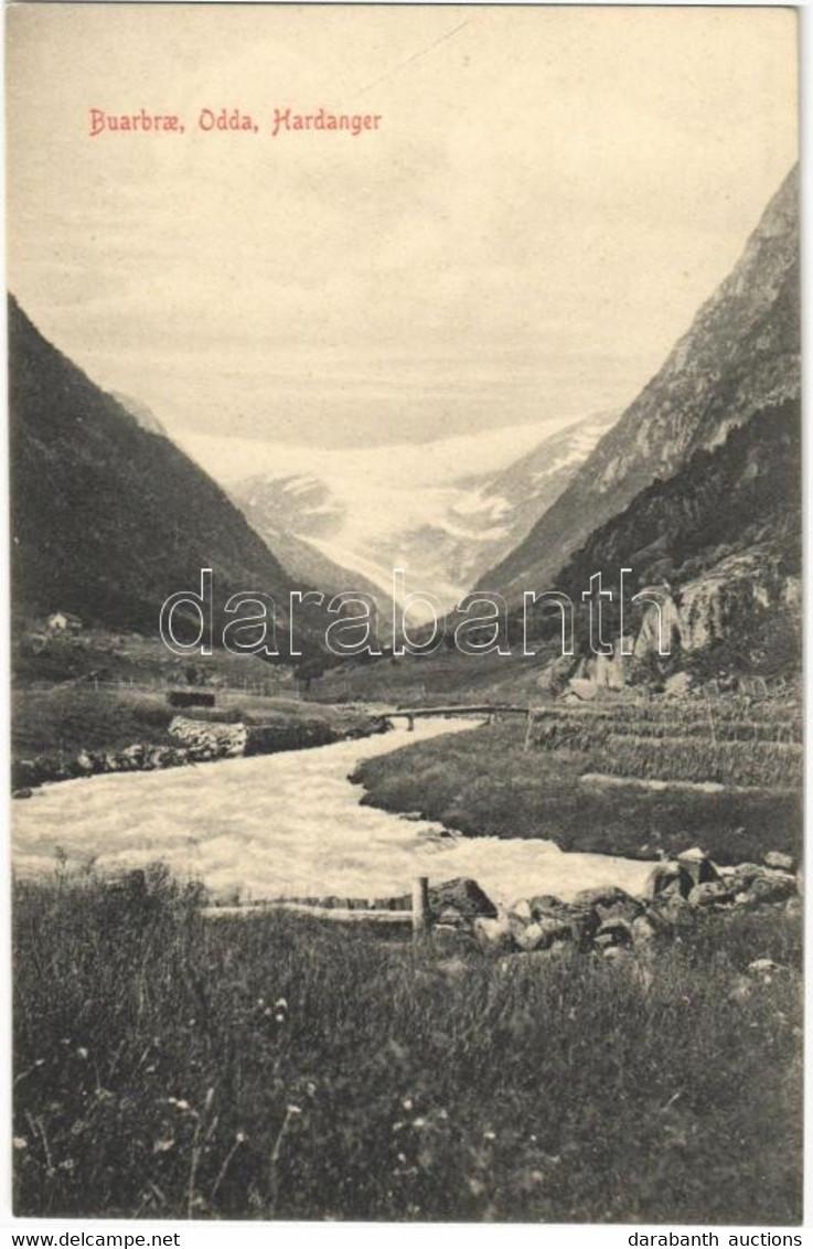 ** T2 Odda (Hardanger), Buarbrae / Glacier - Non Classificati