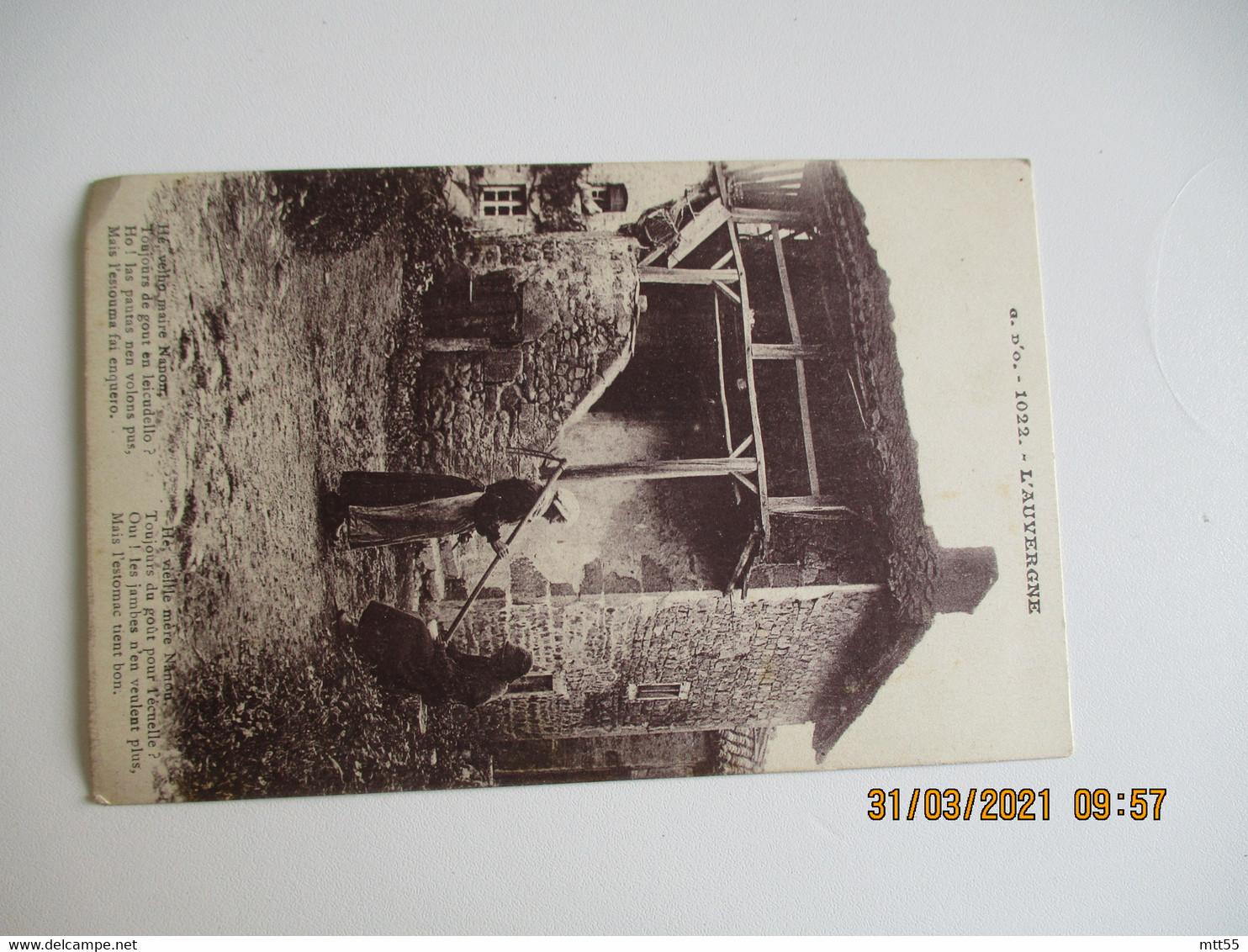 Les Bains Du Mont Dore Flamme Krag  15 Mai .1.10 Asthme - 1921-1960: Moderne
