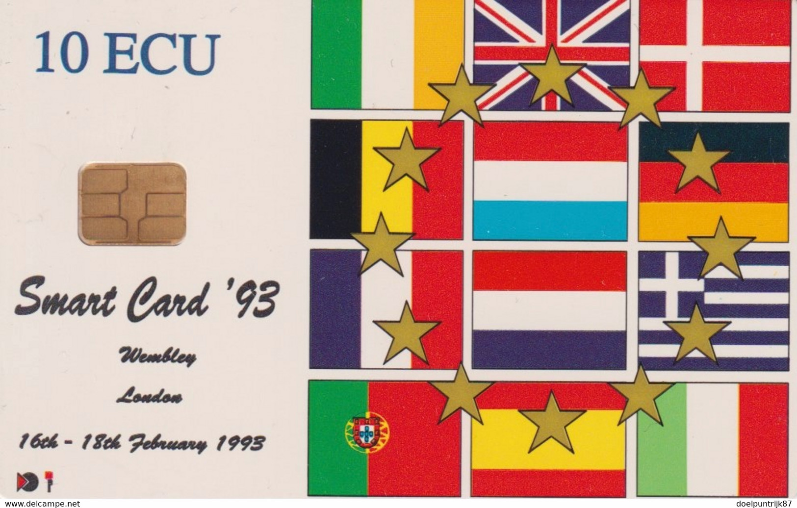 Smart Card '93 BT Rare - Other