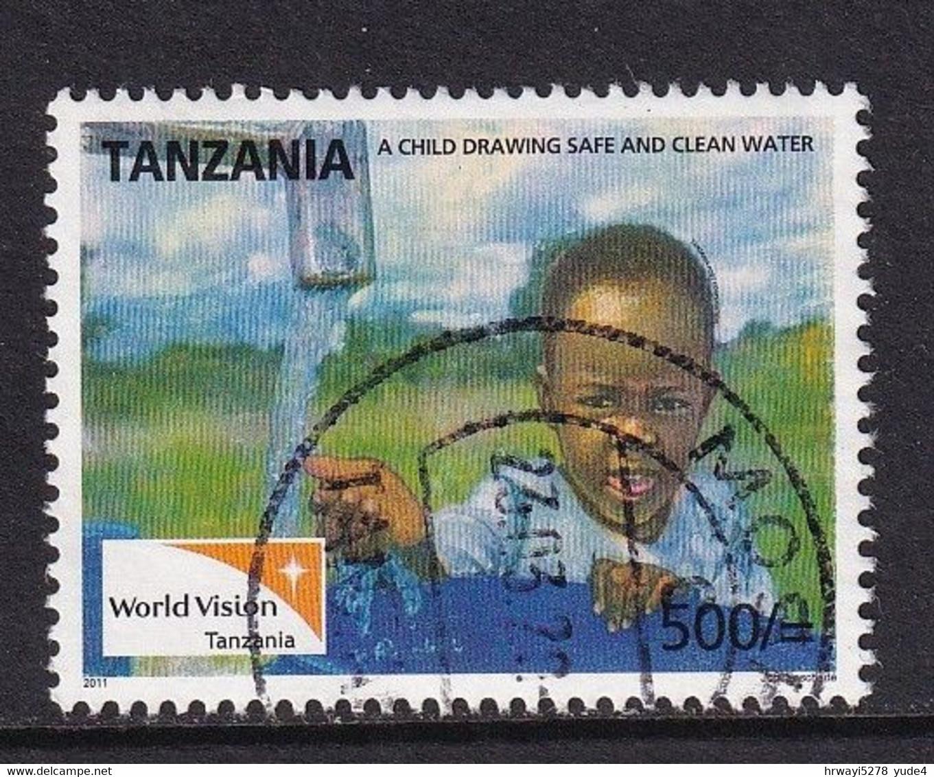 Tanzania 2011, Clean Water, Minr 4839 Vfu - Tanzania (1964-...)
