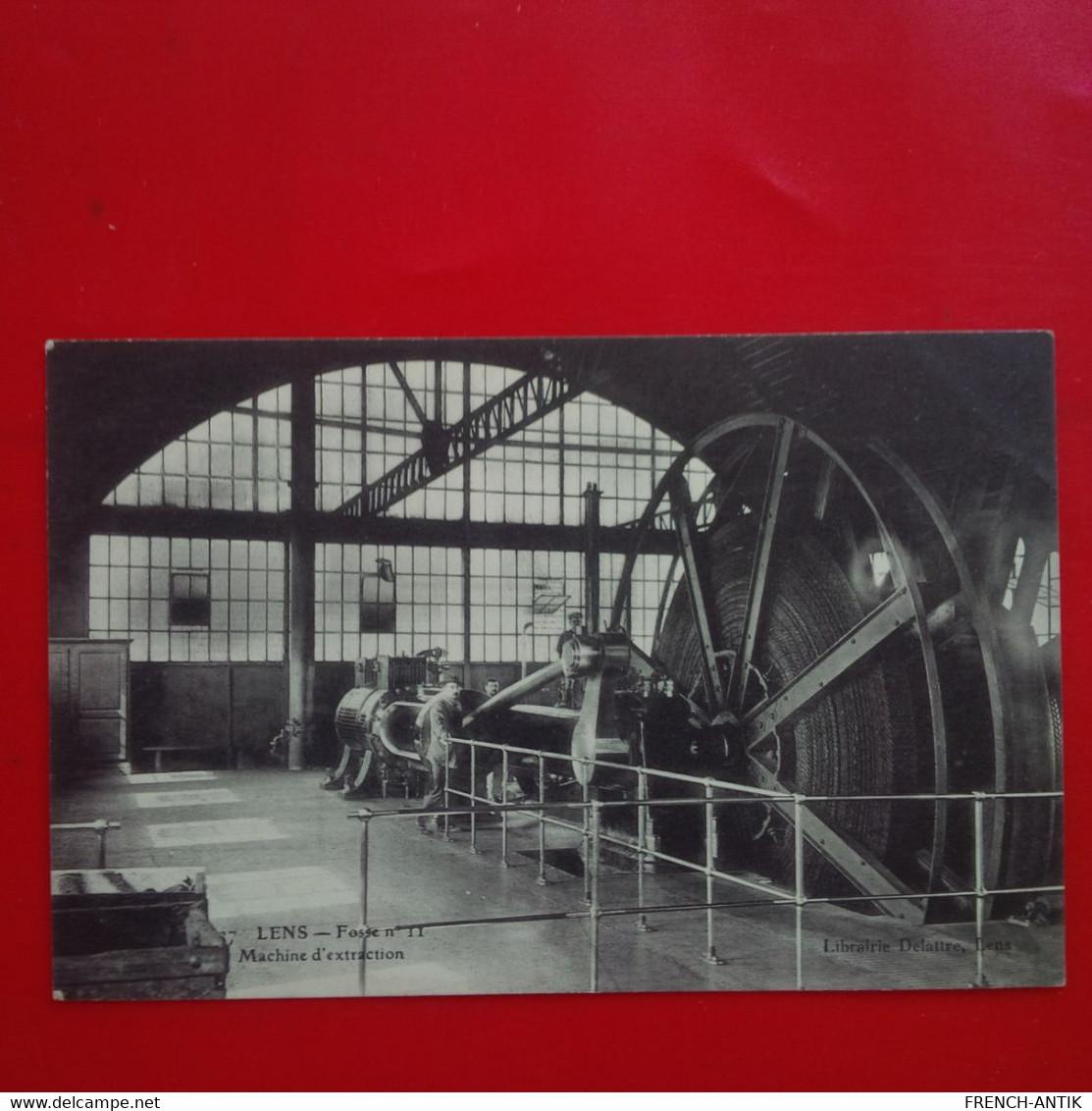 LENS MACHINE D EXTRACTION - Lens