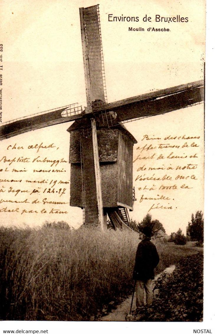 J 14. Moulin D'Assche - Asse