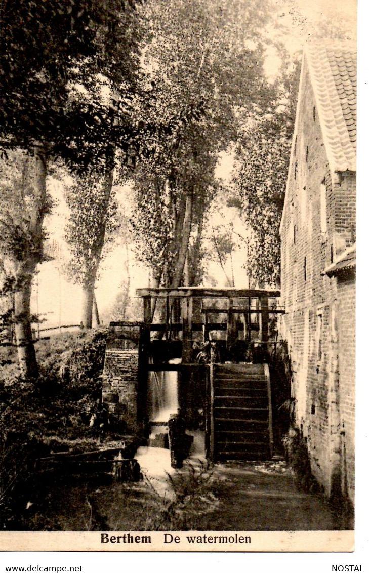 J 15. Berthem: De Watermolen - Bertem
