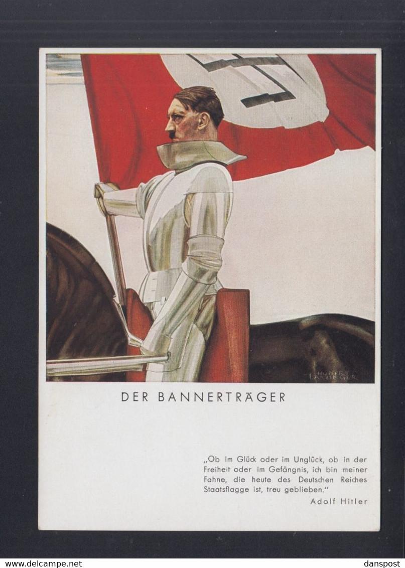 Dt. Reich PK Hitler Der Bannerträger - Historische Persönlichkeiten