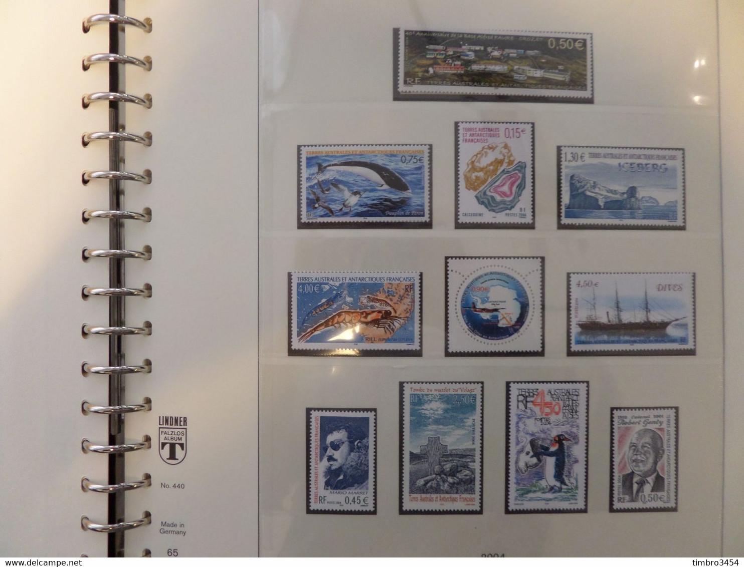TAAF Très Belle Collection Neufs ** MNH 2002/2015. Très Suivie, Poste Et Blocs-feuillets. TB. A Saisir! - Collections, Lots & Series