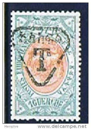 1925 Timbre Taxe  Sc J45  ** MNH - Etiopía