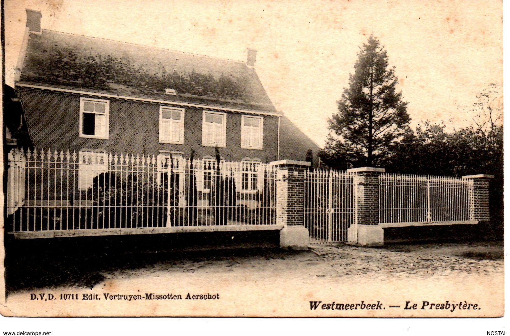 J 61. Westmeerbeek: Le Prsbytère  DVD 10711 - Hulshout