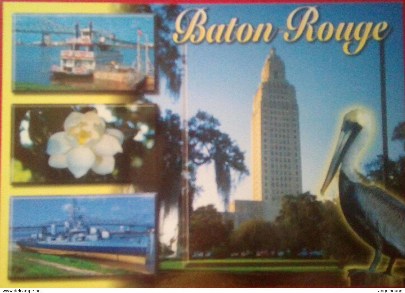 Multi View Of Baton Rouge - Baton Rouge