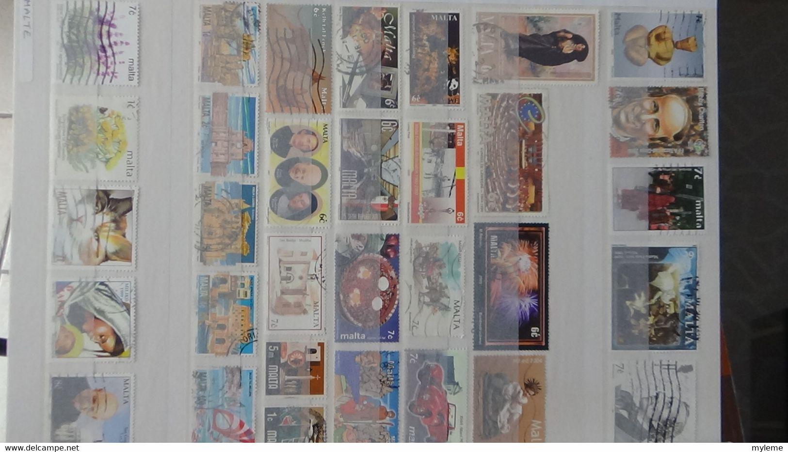 S0 Déstockage Spécial Confinement 13 Album Prophila 32 Vues + Des Milliers De Timbres ..Voir Commentaires !!! - Kilowaar (min. 1000 Zegels)