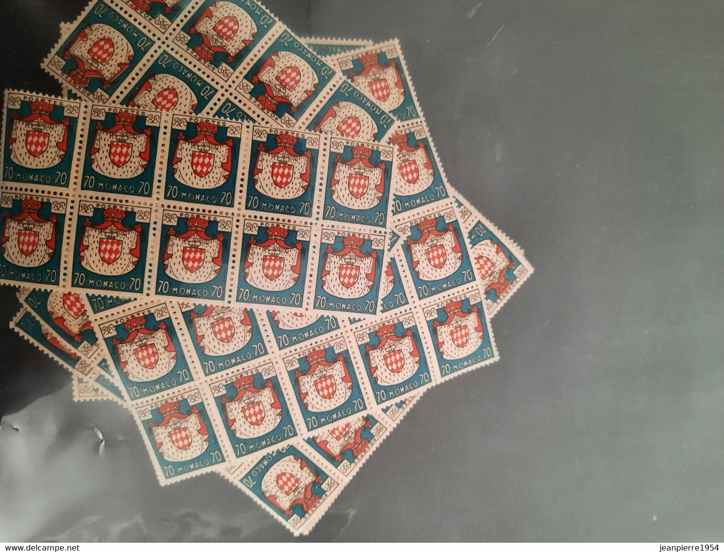Anciens Timbres Monaco Neufxxx - Collections (with Albums)