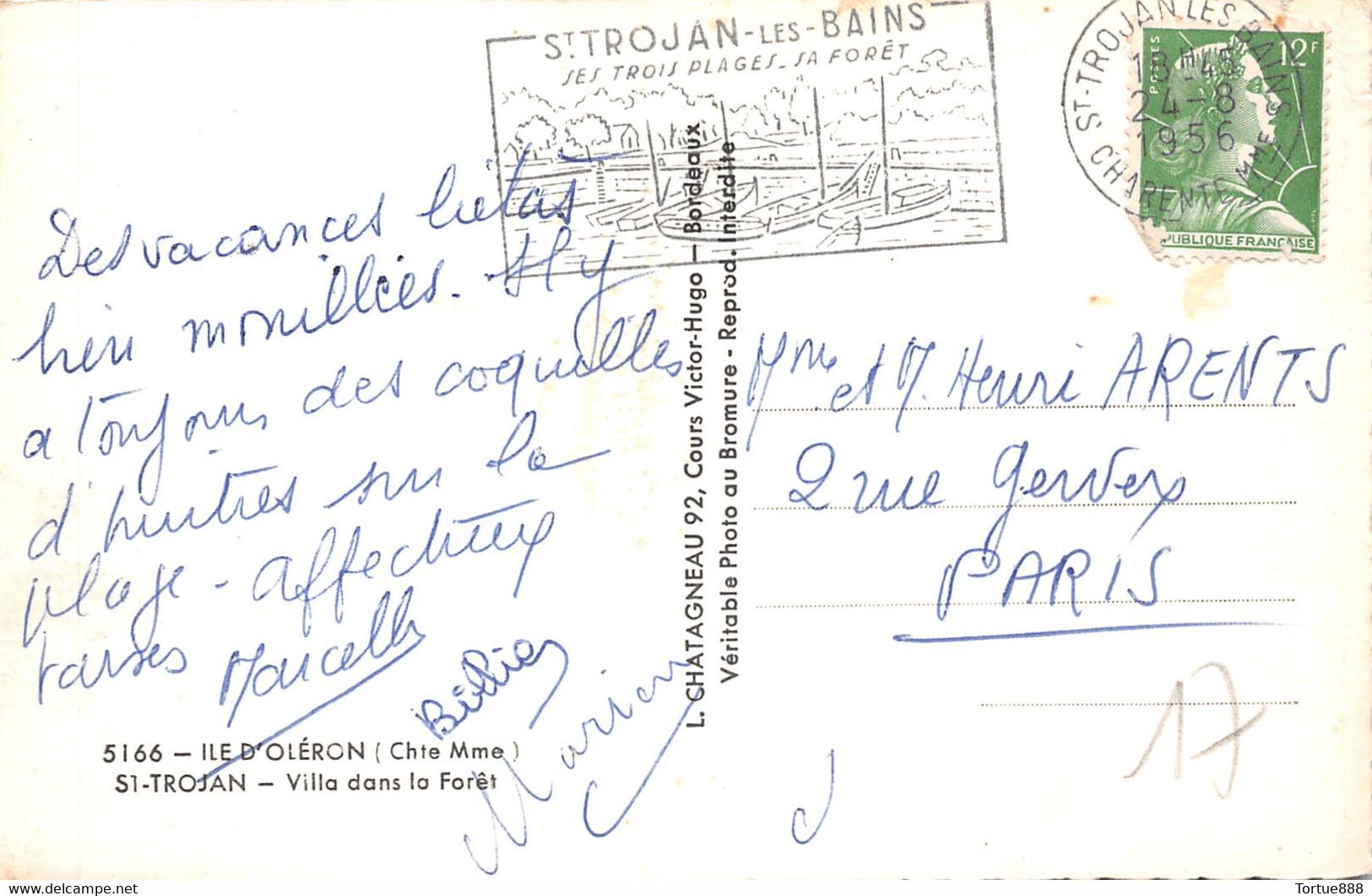 3802  17  ILE D OLERON SAINT TROJAN   62-1170 - Ile D'Oléron