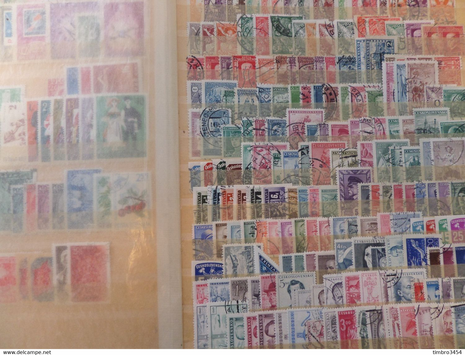 Superbe Vrac De Milliers De Timbres Tous Pays. Collection De France, Anciens, Bonnes Valeurs, Cote énorme. A Saisir! - Mezclas (min 1000 Sellos)