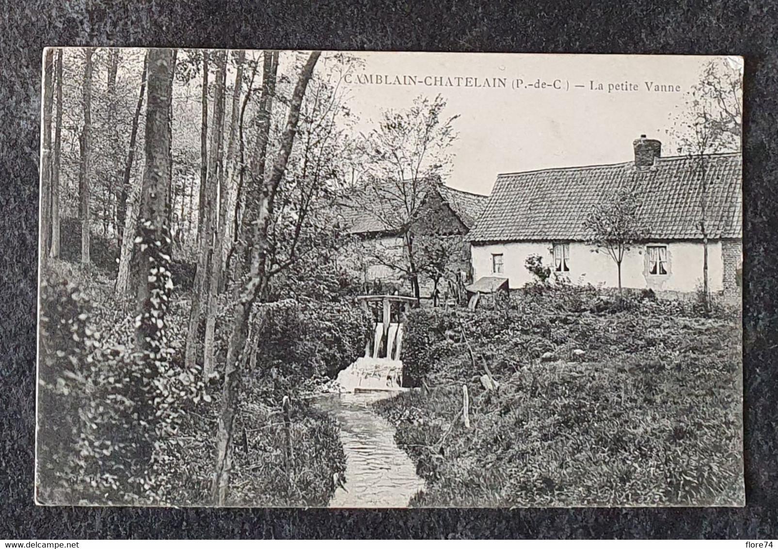 Pas-de-Calais : Camblain-Chatelain, Calais, Boulogne-sur-Mer, Le Touquet Hôtel Du Golf, Hesdin - Autres Communes