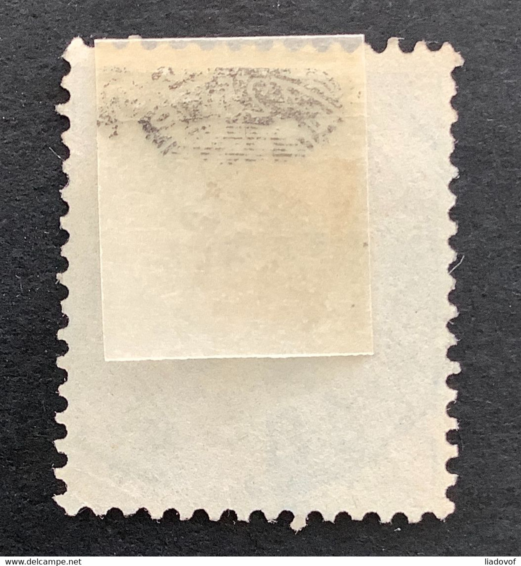 Leopold II 40 - 25c Gestempeld EC HUY 26 NOV 1884 - 1883 Leopold II