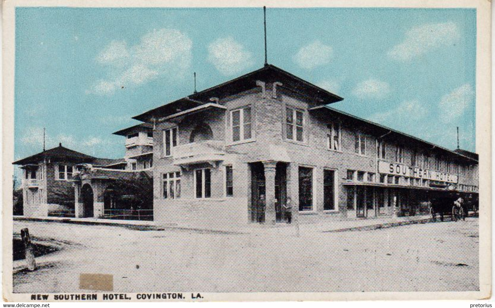 LOUISIANA - NEW SOUTHERN HOTEL - COVINGTON - Other