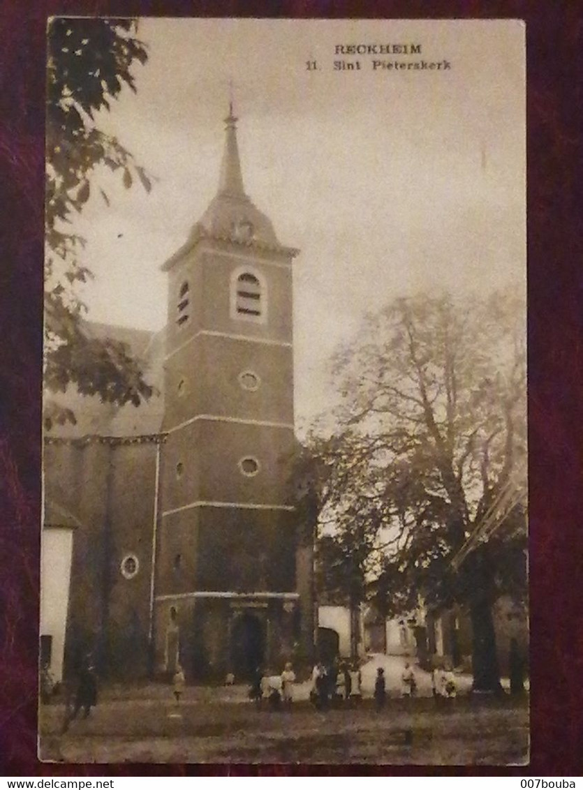 Reckheim Rekem / Sint Pieterskerk - Lanaken