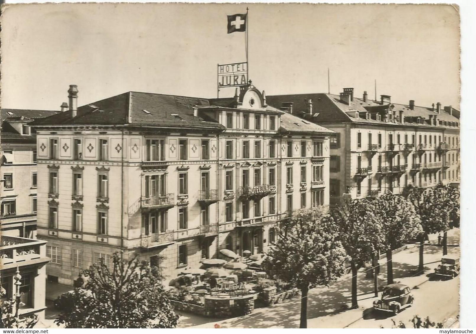 Luzern Lucerne  Hotel Jura - LU Lucerne