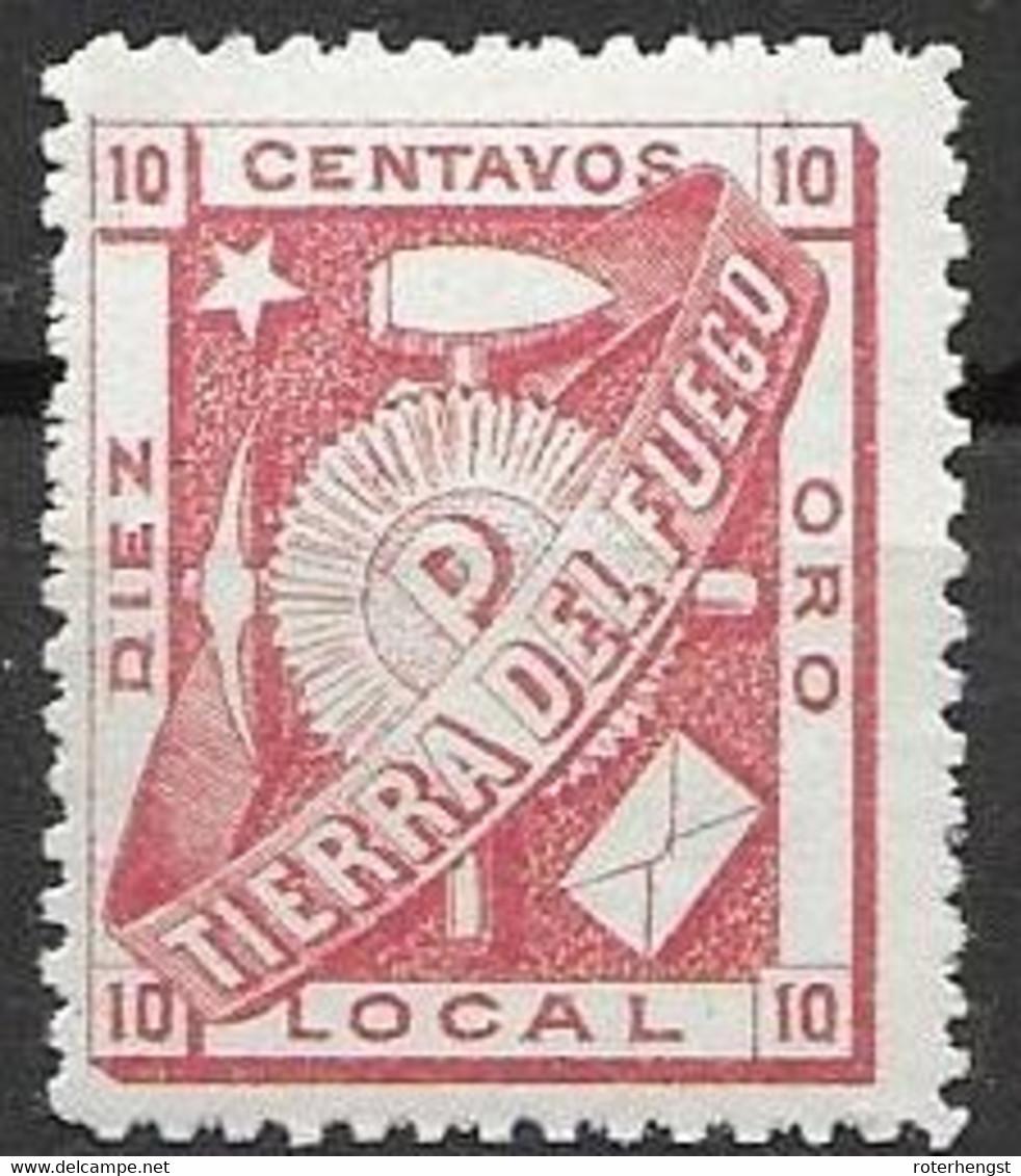 Tierra Del Fuego Mnh ** Local Stamp - Otros