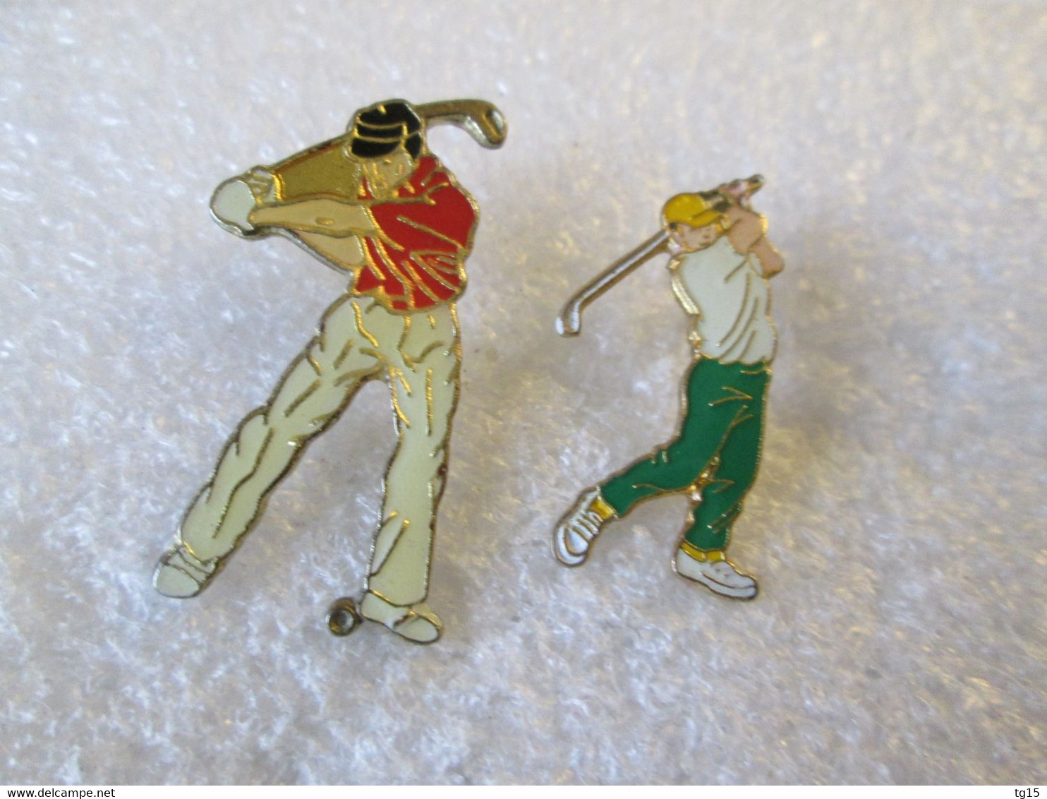 PIN'S    LOT   2  GOLF - Golf