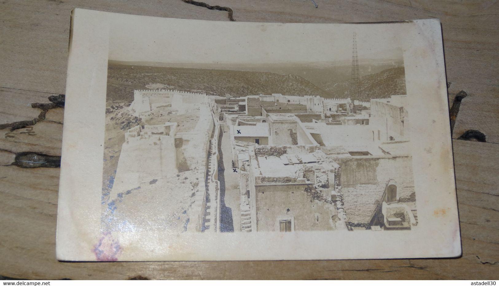 MAROC : AGADIR : Carte Photo ............. 201101d-4023 - Agadir